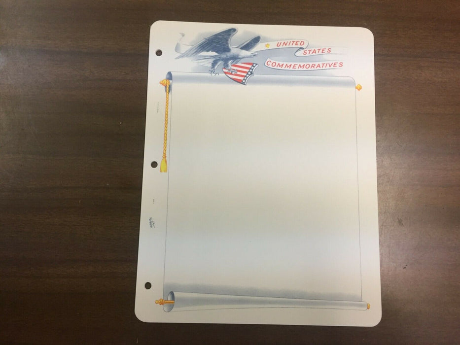 S-200 x15 White Ace Blank Pages