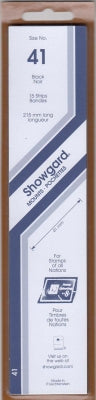 Showgard Stamp Mount 41 215x41 Black