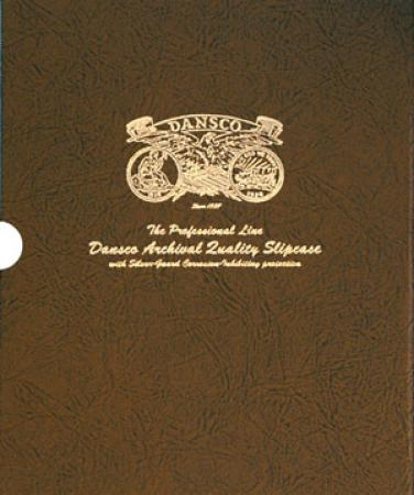 "Dansco 1 1/8"" Album Slipcase (Holds 6-7 Pages)"