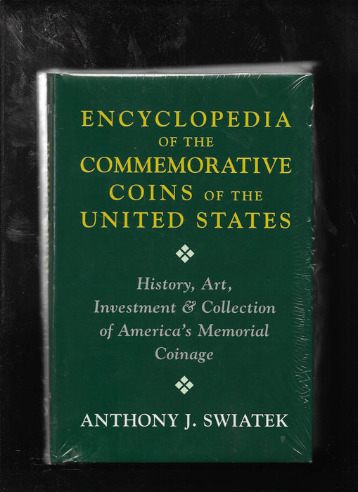 Encyclopedia of the Commemorative Coins of the U.S. Swaitek Book