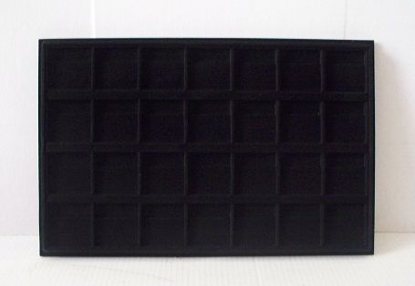 T28 For Coins (2x2 Holders) Black