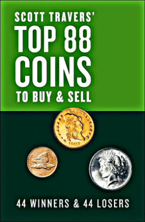 Top 88 Coins to Buy/Sell Travers Book