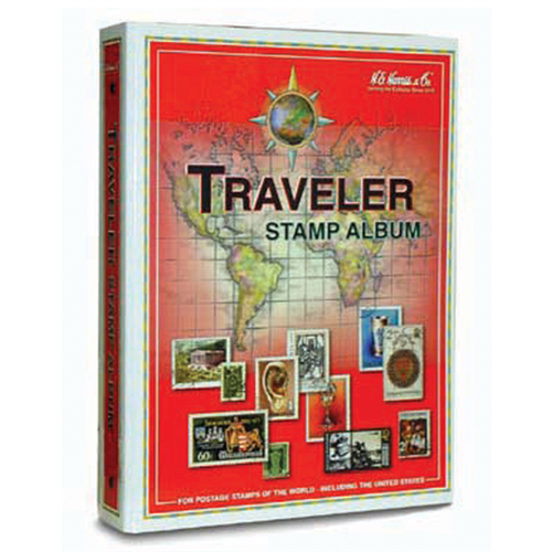 Traveler Binder Stamps