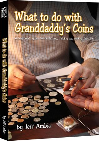 What to do with Grand Daddy's Coins Soft Cover Ambio Book