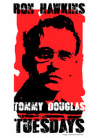 Tommy Douglas Tuesdays Limited Edition Pin Set