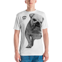 Load image into Gallery viewer, Toodog® Bulldog Men's T-shirt