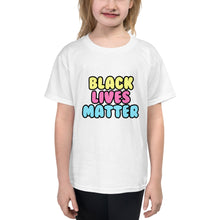 Load image into Gallery viewer, BLM Youth Short Sleeve T-Shirt