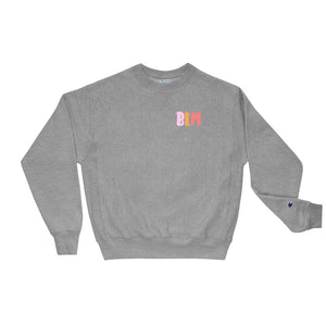 BLM (Hot) Champion Crewneck