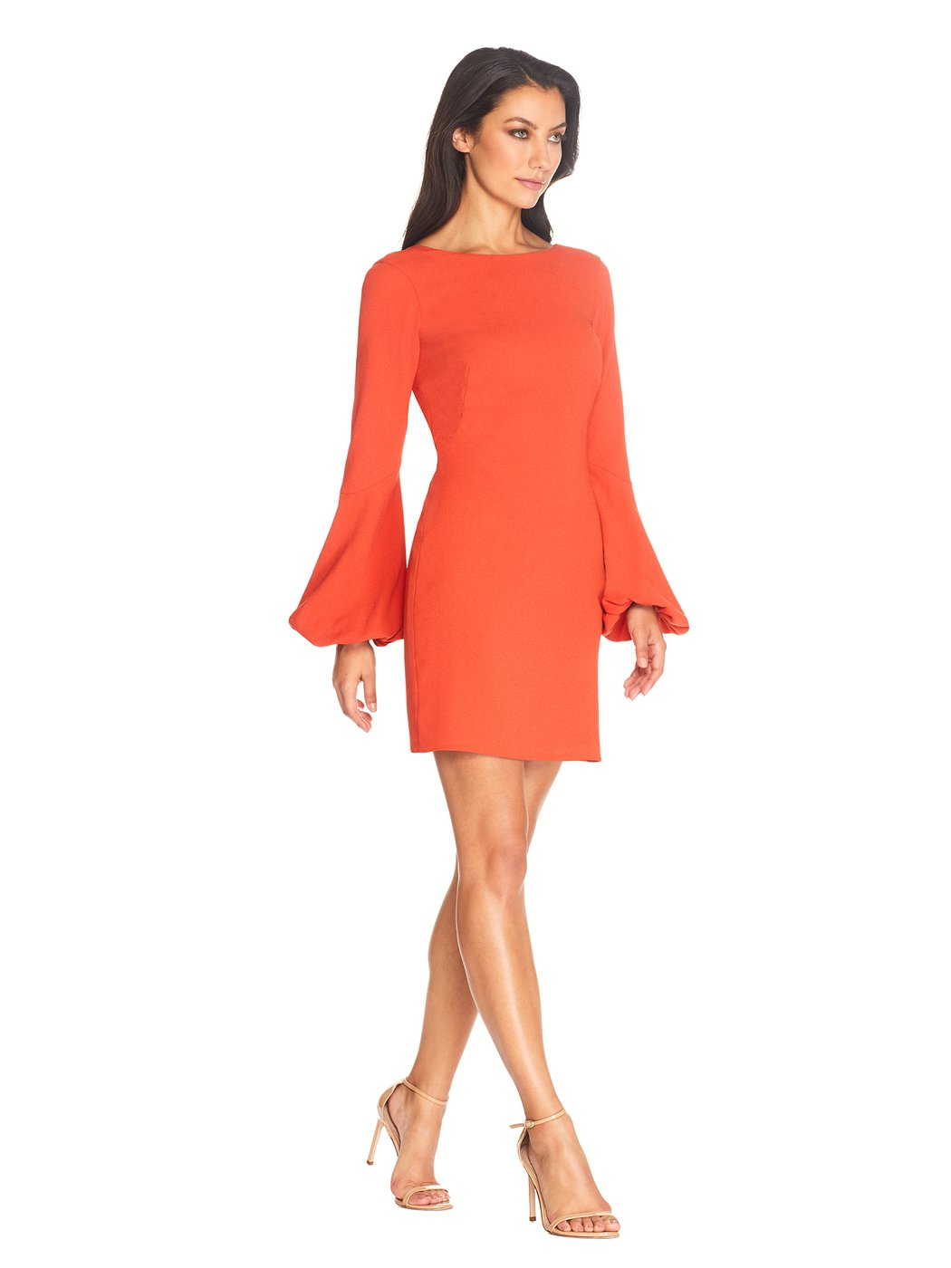 Mackenzie Long Sleeve Mini Dress