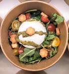 Bowl Burrata Pesto