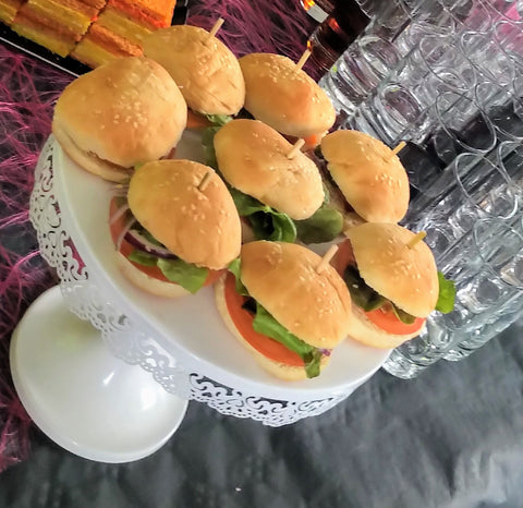 Burger lunch froid