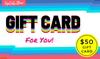 Gift Card $50 -  TopCats.Store™ - TopCats.Store
