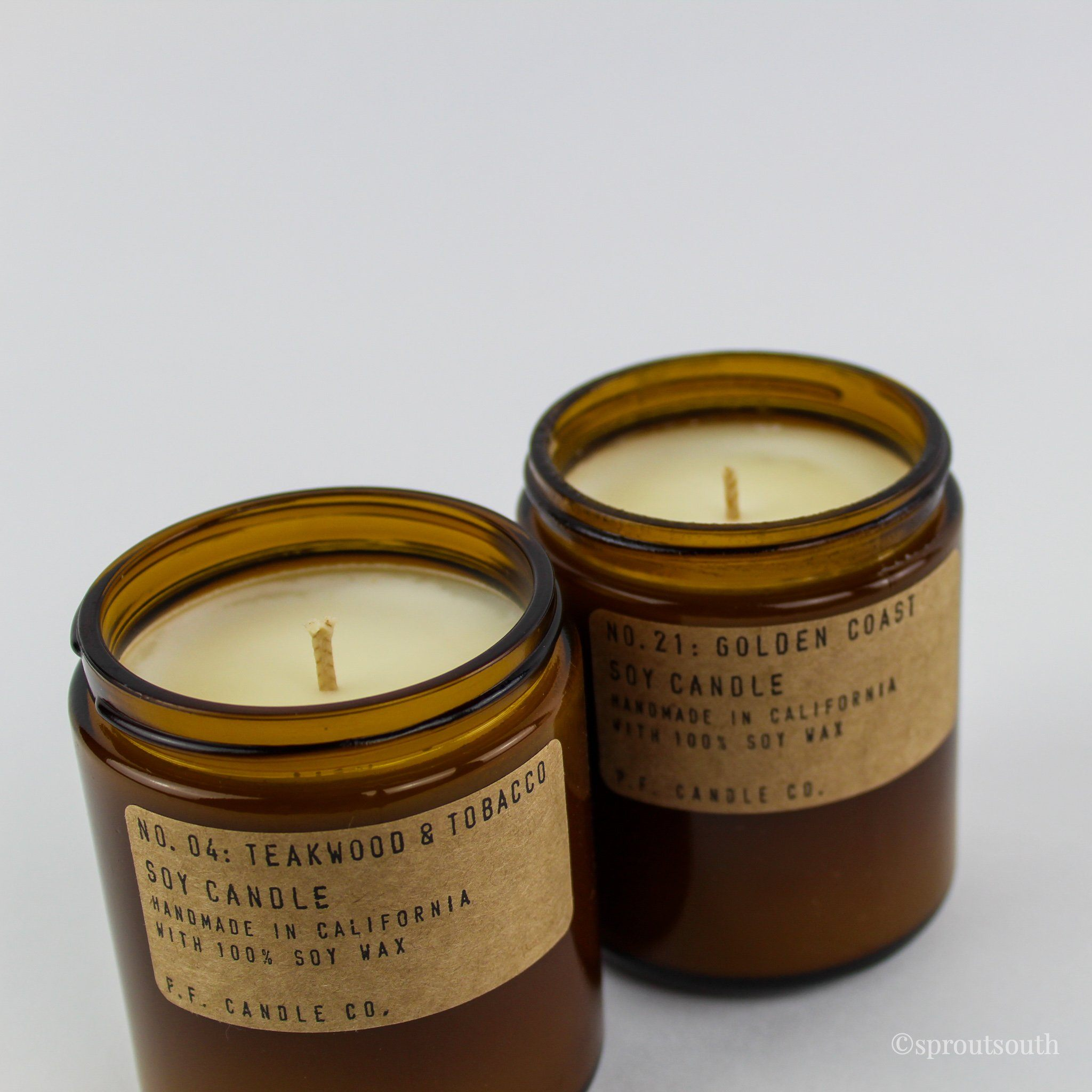 7.5 oz P.F Candle Co. Soy Candles-SproutSouth-Candles