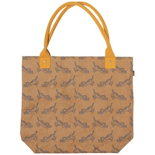 Fierce Tiger Tote Bag-SproutSouth-Lifestyle