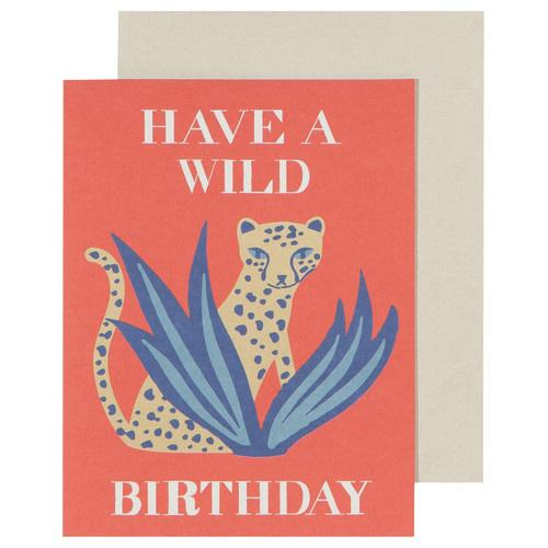 Have a Wild Birthday Card-SproutSouth-Stationary