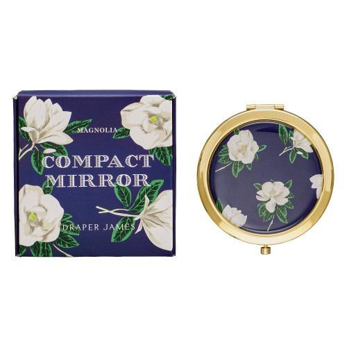 Magnolia Compact Mirror-SproutSouth-Lifestyle