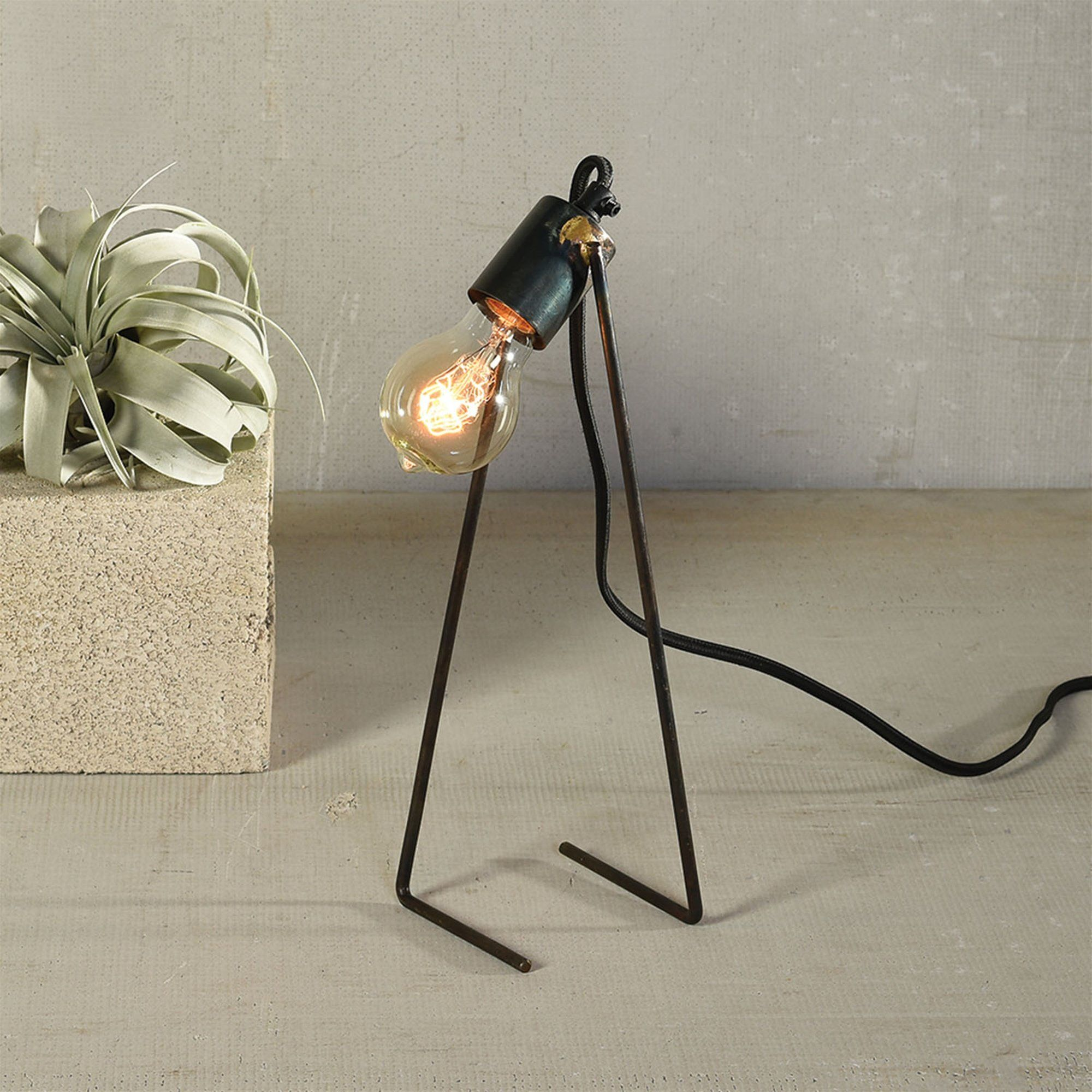 Modern Iron Table Lamp-SproutSouth-Home Goods