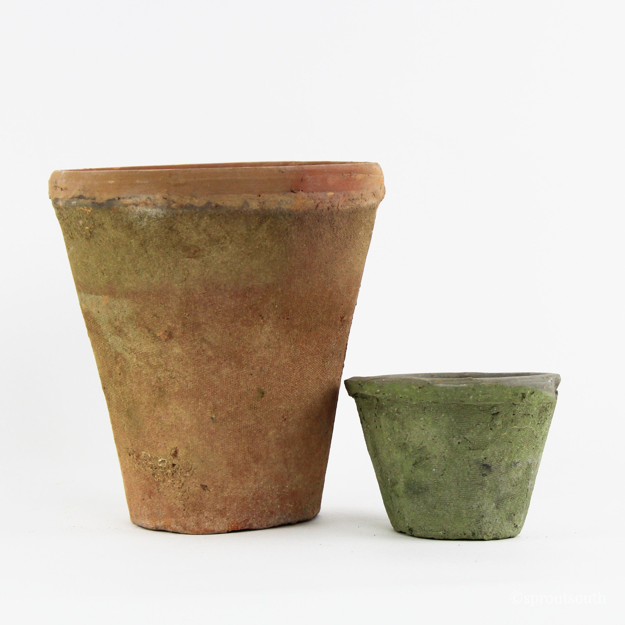 Petite Terracotta Pot-SproutSouth-Planter