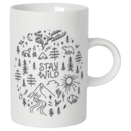 Stay Wild Mug-SproutSouth-Lifestyle