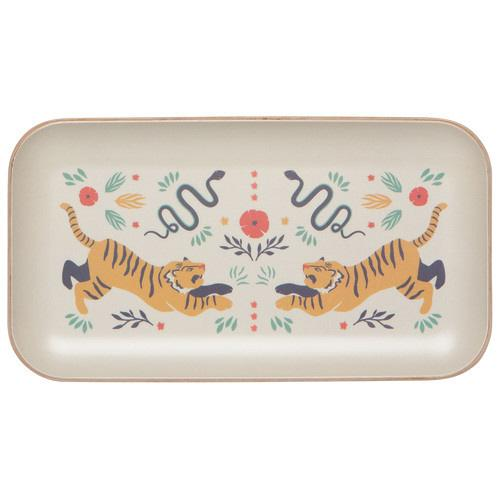 Tiger Trinket / Jewelry Tray-SproutSouth-Lifestyle