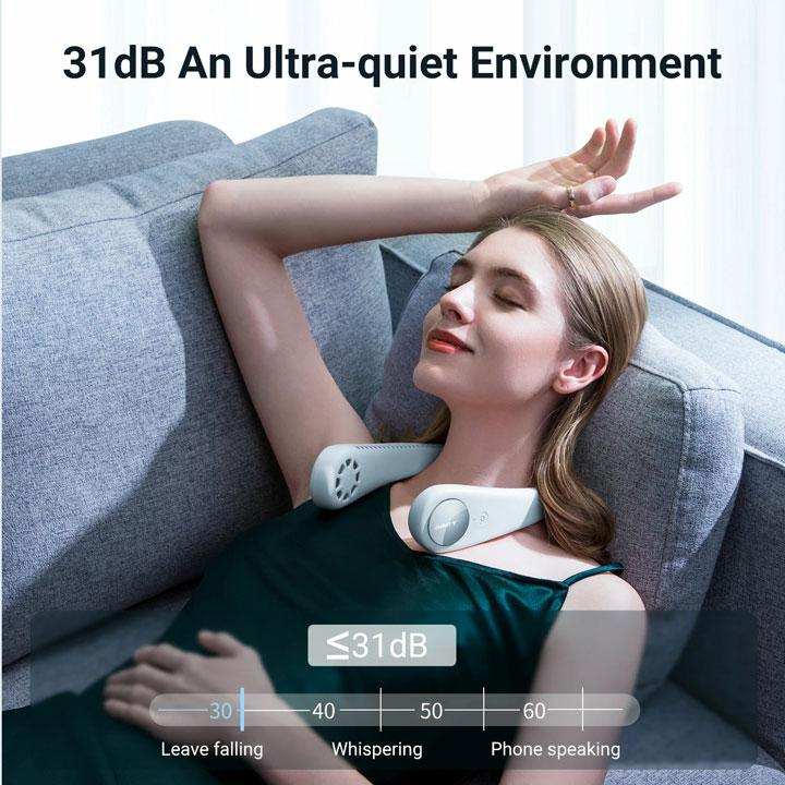 iFan - Wireless Neck Fan