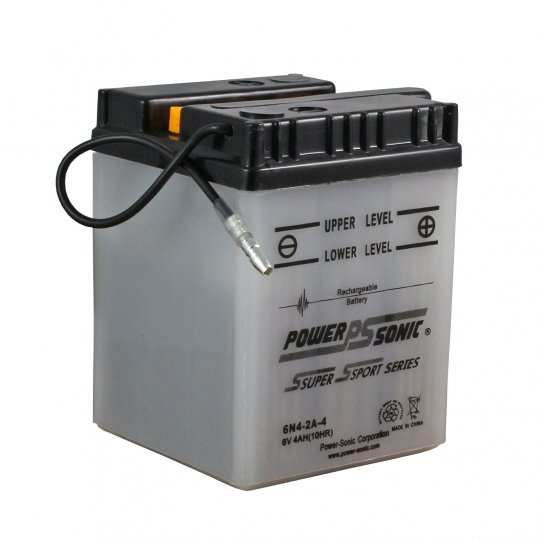 Power-Sonic Super Sport 6N4-2A Motorcycle Battery