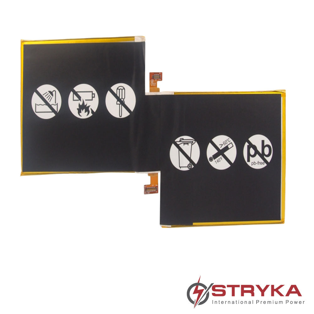 "Stryka Battery to suit AMAZON Kindle Fire 8.9"" 3.7V Li-Pol 6000mAh"