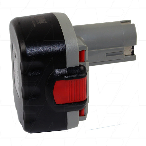 14.4V 3000mAh NiMH Power Tool Battery for Bosch