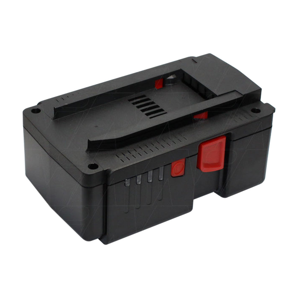 25.2V 3900mAh LiIon Power Tool battery