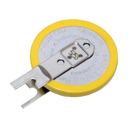 Lithium PCB S+S- 4mm Offset Vertical Mount Yellow Insulator