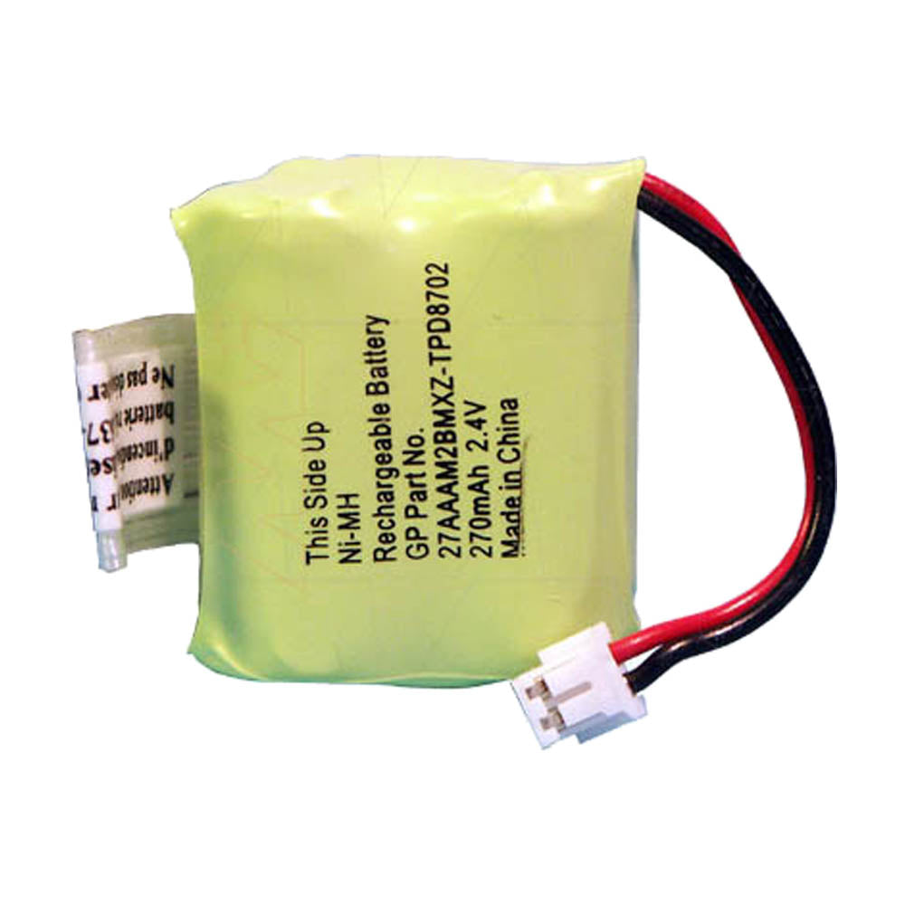 2.4V 210mAh NiMH Blootooth battery suit. for Plantronics