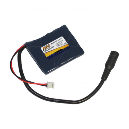 3.7V 770mAh LiIon Bluetooth battery suit. for Nolan