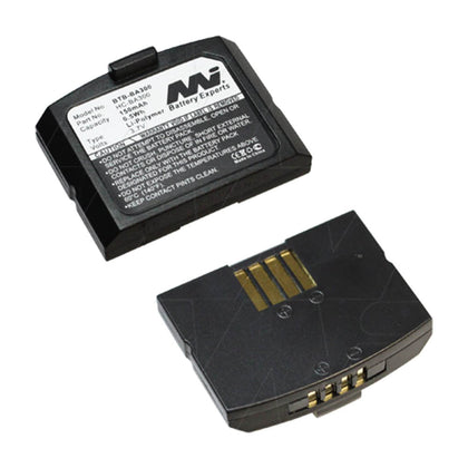 3.7V 150mAh LiPo battery suit. for Sennheiser