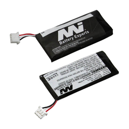 3.7V 180mAh LiPo battery suit. for Sennheiser