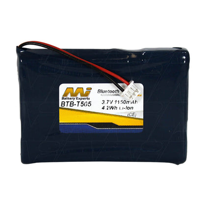 3.7V 1150mAh LiIon Bluetooth battery suit. for Motorola