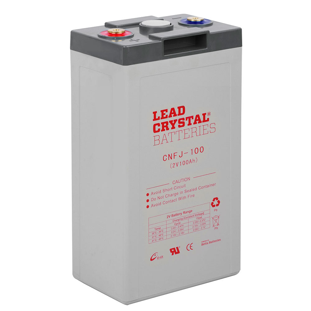 CNFJ-100 2V 100Ah Lead Crystal Deep Cycle Battery
