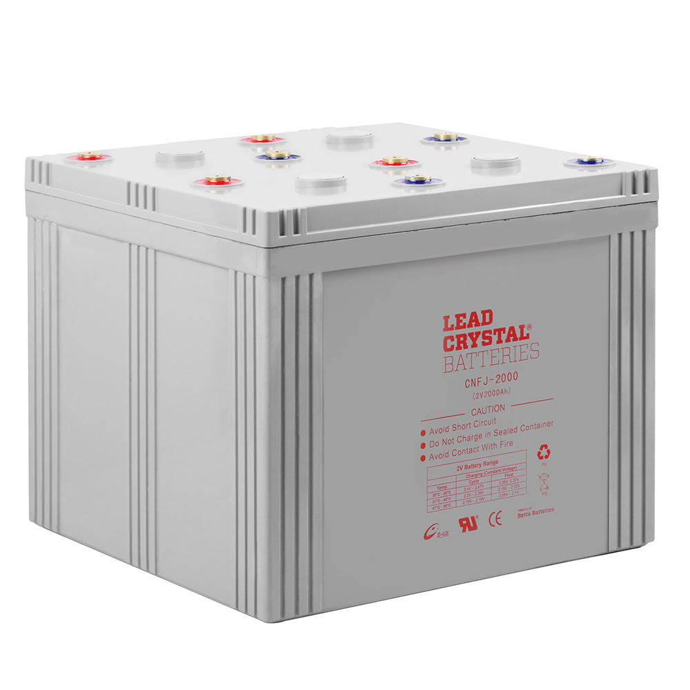 CNFJ-2000 2V 2000Ah Lead Crystal Deep Cycle Battery
