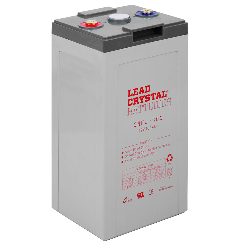 CNFJ-300 2V 300Ah Lead Crystal Deep Cycle Battery