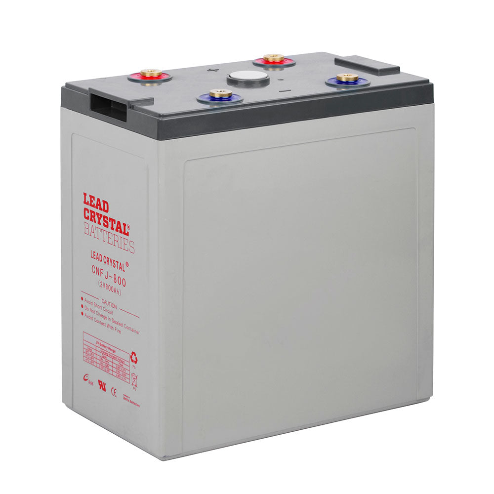 CNFJ-800 2V 800Ah Lead Crystal Deep Cycle Battery