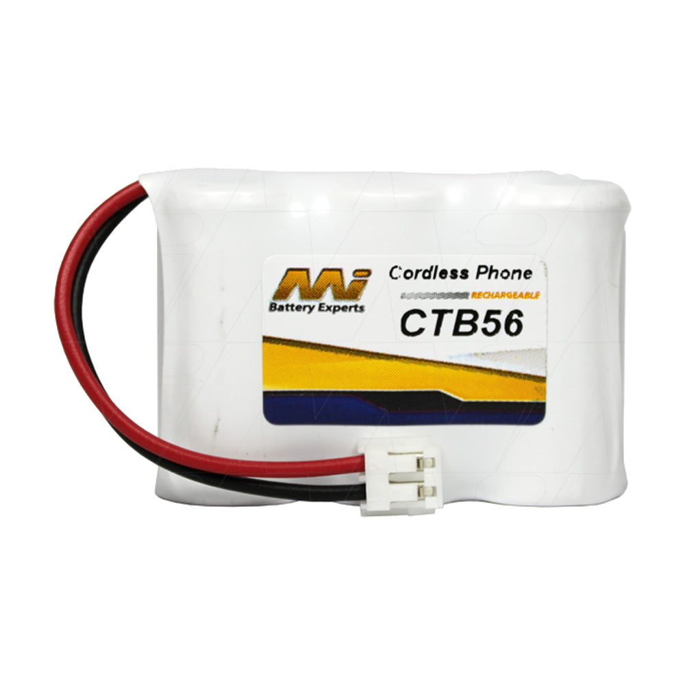 3.6V NiMH Cordless Phone battery suit. for Telstra