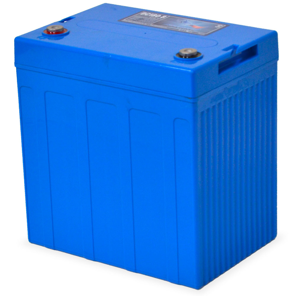 Fullriver 8V 180Ah Deep Cycle AGM Battery