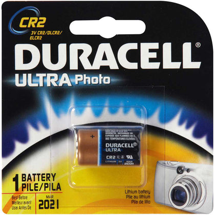 Duracell Ultra Lithium 3V Photo CR2 Bulk (Loose)