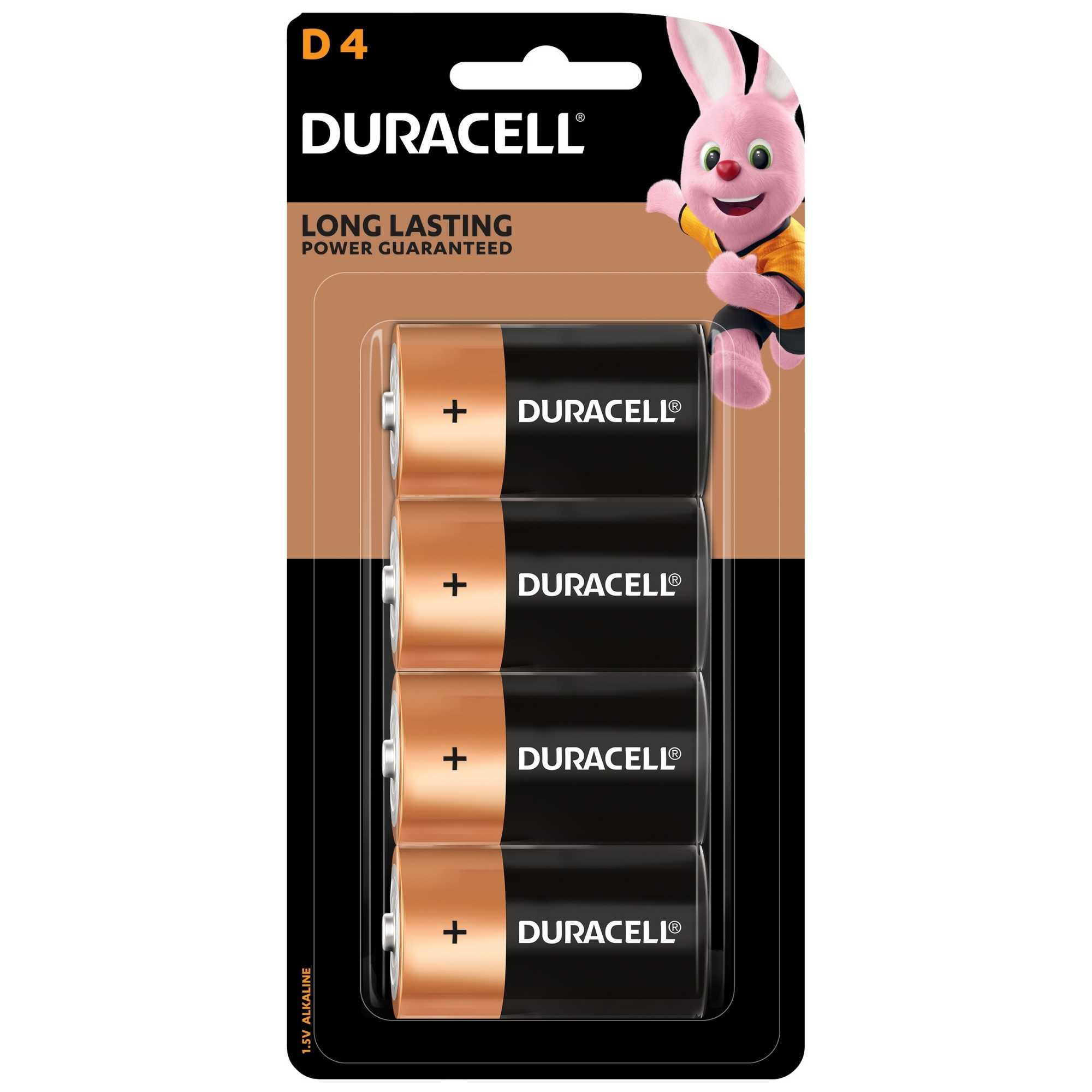 Duracell Coppertop D4