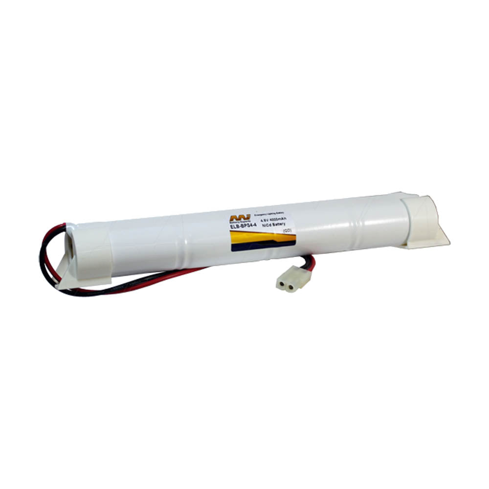Emergency Lighting Battery Pack for Legrand, Sylvania 4-ITL4000D column c-w 300mm leads