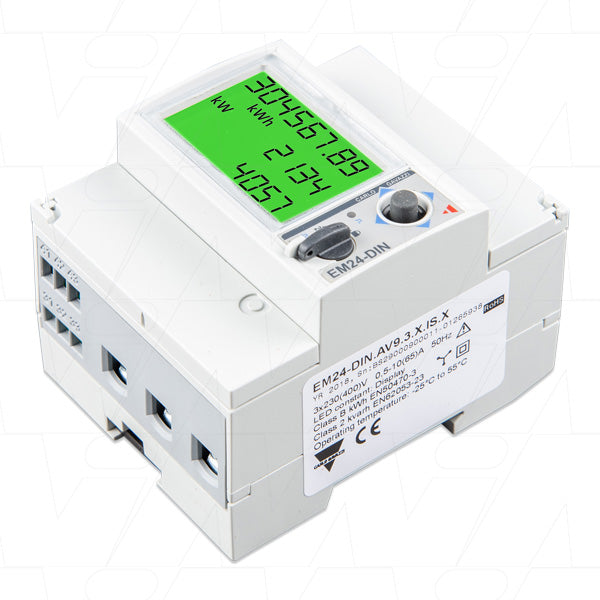 Energy Meter EM24 - 3 phase - max 65A / Phase REL200200100
