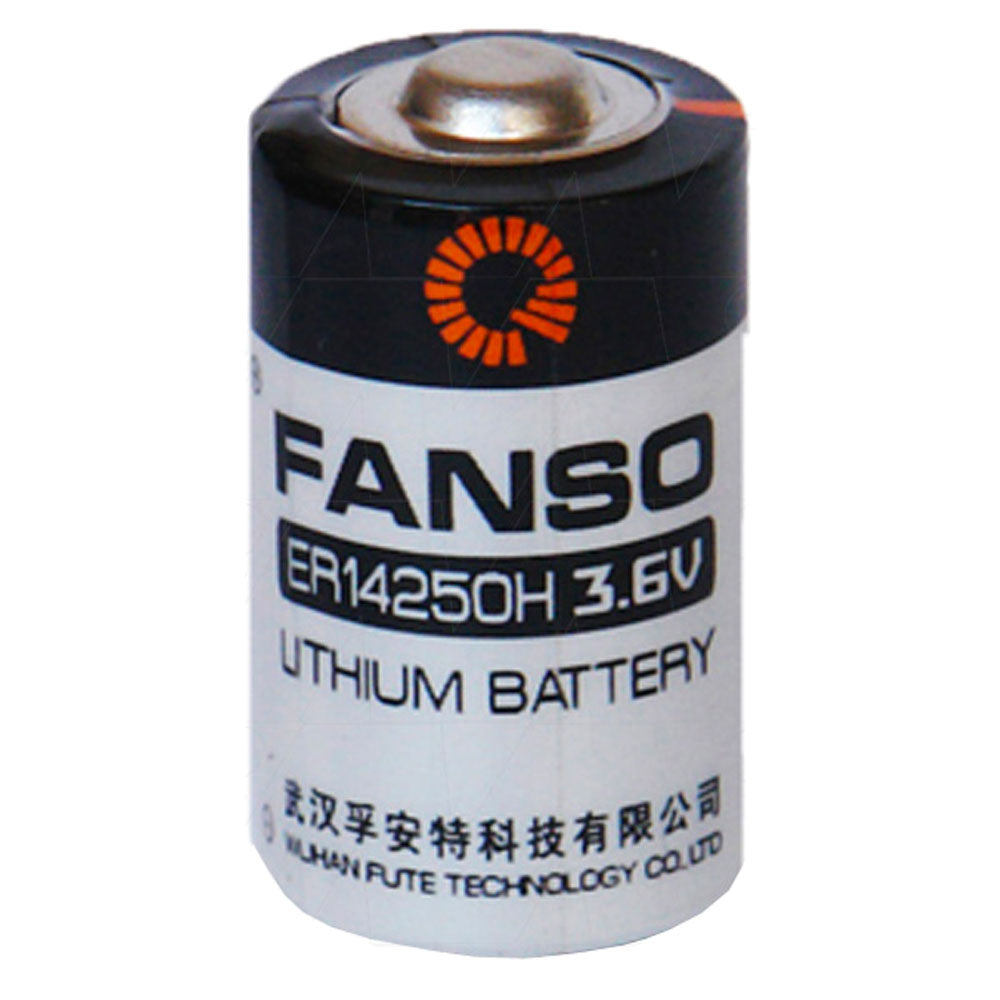 Fanso 1-2AA 3.6V 1200mAh Lithium Cell (MBU)