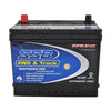 ES70L SSB 4wd & Truck ES Automotive 12V 690CCA Battery