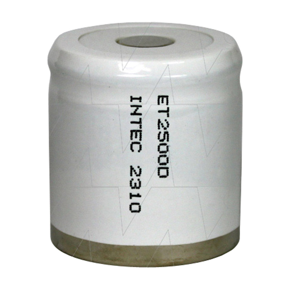 ET2500D 1-2D size industrial grade NiCd cylindrical battery