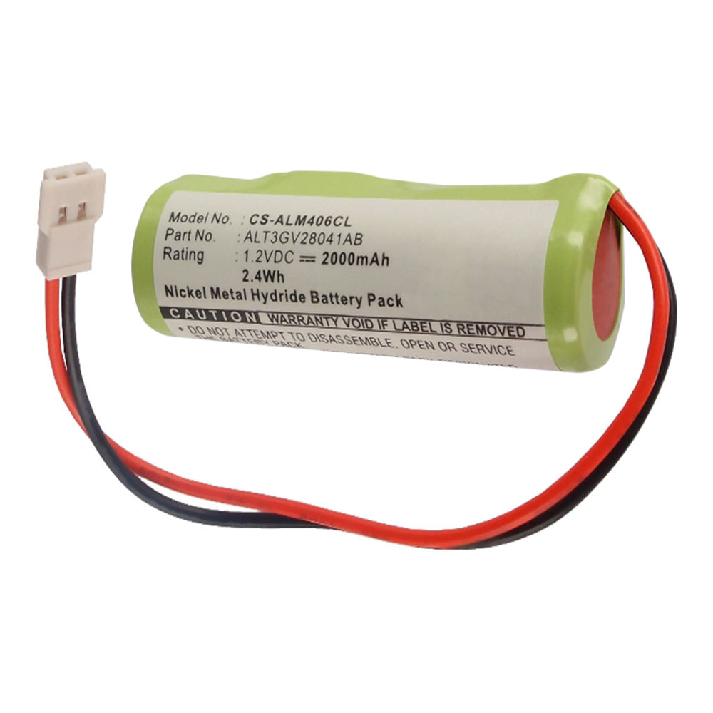 Stryka Battery to suit ALCATEL Bluetooth 4068 1.2V 2000mAh NiMH