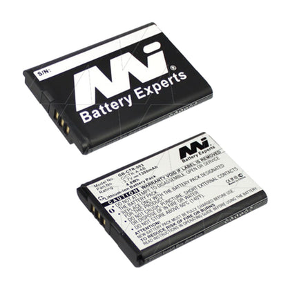 Electronic Game Battery for Nintendo 3DS
